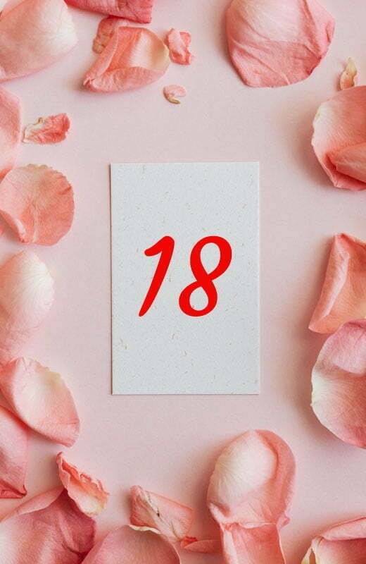 18th Birthday Card Messages