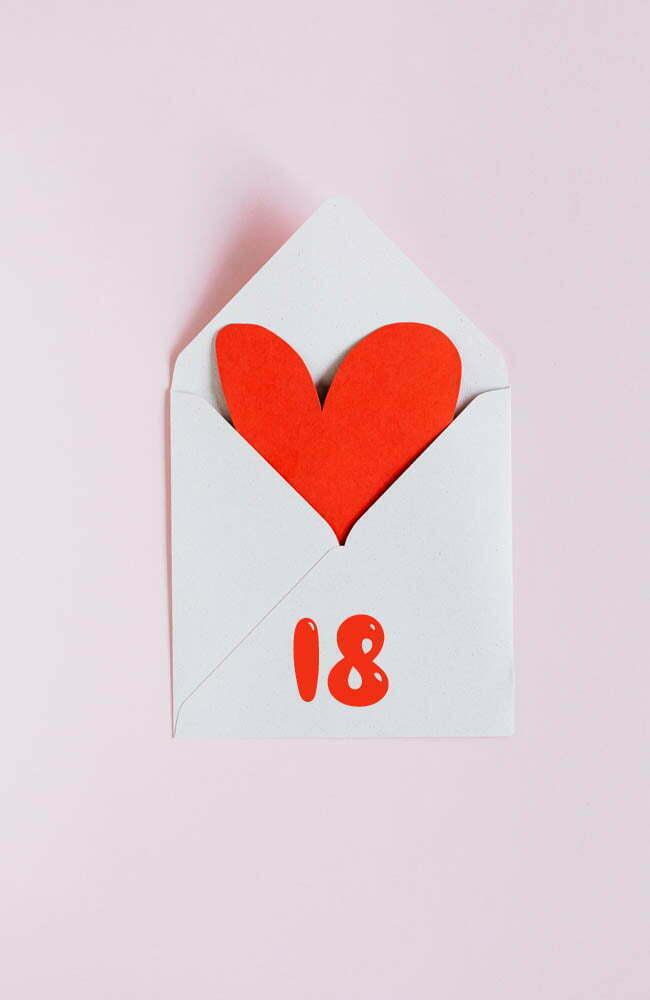 18th Birthday Greetings For Boyfriend