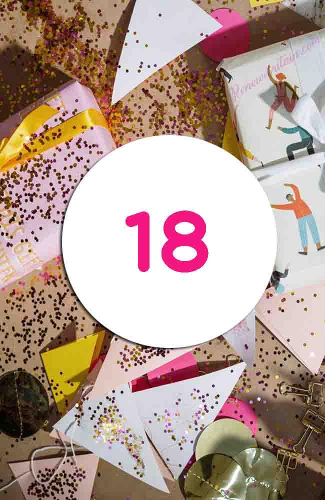 18th Birthday Instagram Highlight Cover