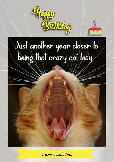 18th Birthday Sarcastic Wishes