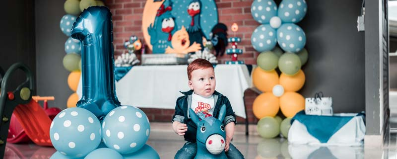 1st Birthday Wishes for Baby Boy From Mother