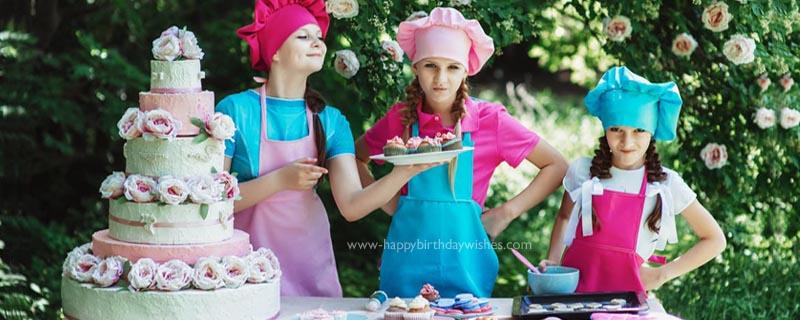 Birthday Cake for 18th Birthday