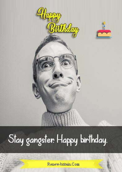 Funny 18th Birthday Wishes For a boy