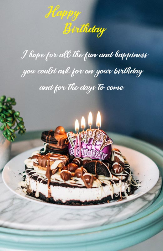Heart Touching Birthday Messages For Best Friend
