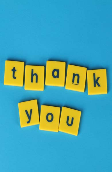 Thank You Messages For Birthday Wishes to Family and Friends